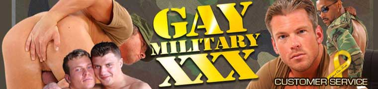 Gay Military XXX Customer Support